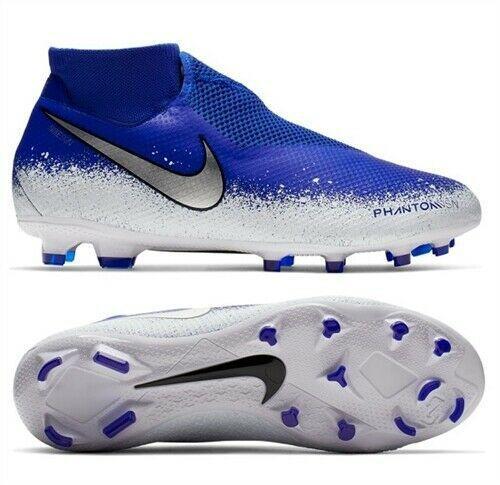 Nike Phantom Soccer Cleats Size 9 5 In 2020 Nike Shoes Blue Soccer Cleats Nike Shoes Outfits