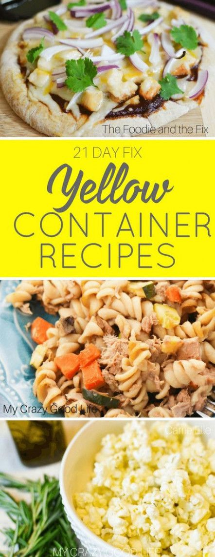 64 Ideas fitness meals recipes 21 day fix yellow #fitness