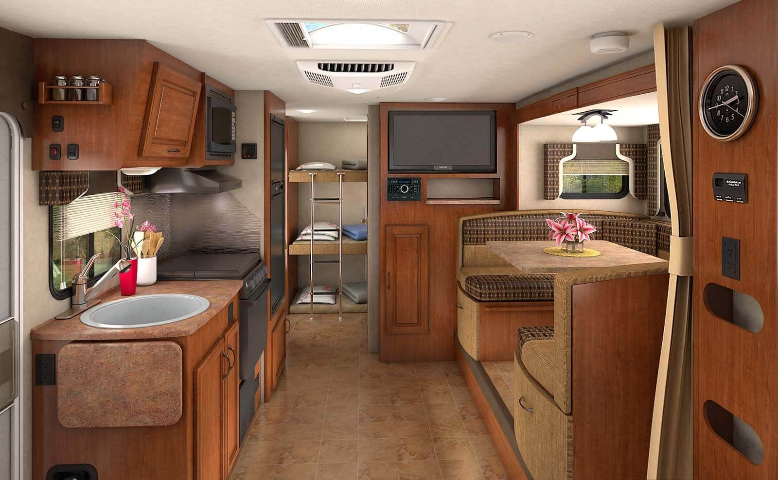 lance 2185 travel trailer - got a family? how about hunting and
