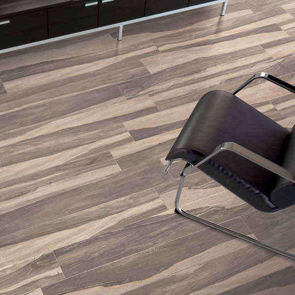 Wood Plank Porcelain Tile Can Even Mimic The Color Variations Seen