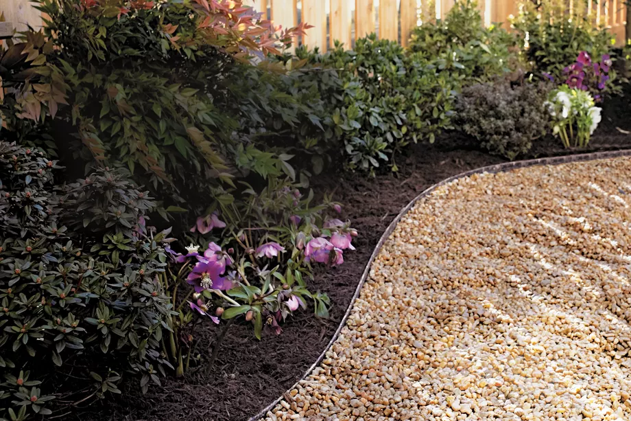 How to Lay a Budget-Friendly Gravel Path in 2020 | Gravel ...