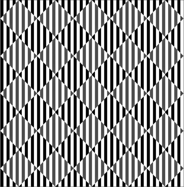 Magic Self-Moving Patterns by Gianni Sarcone