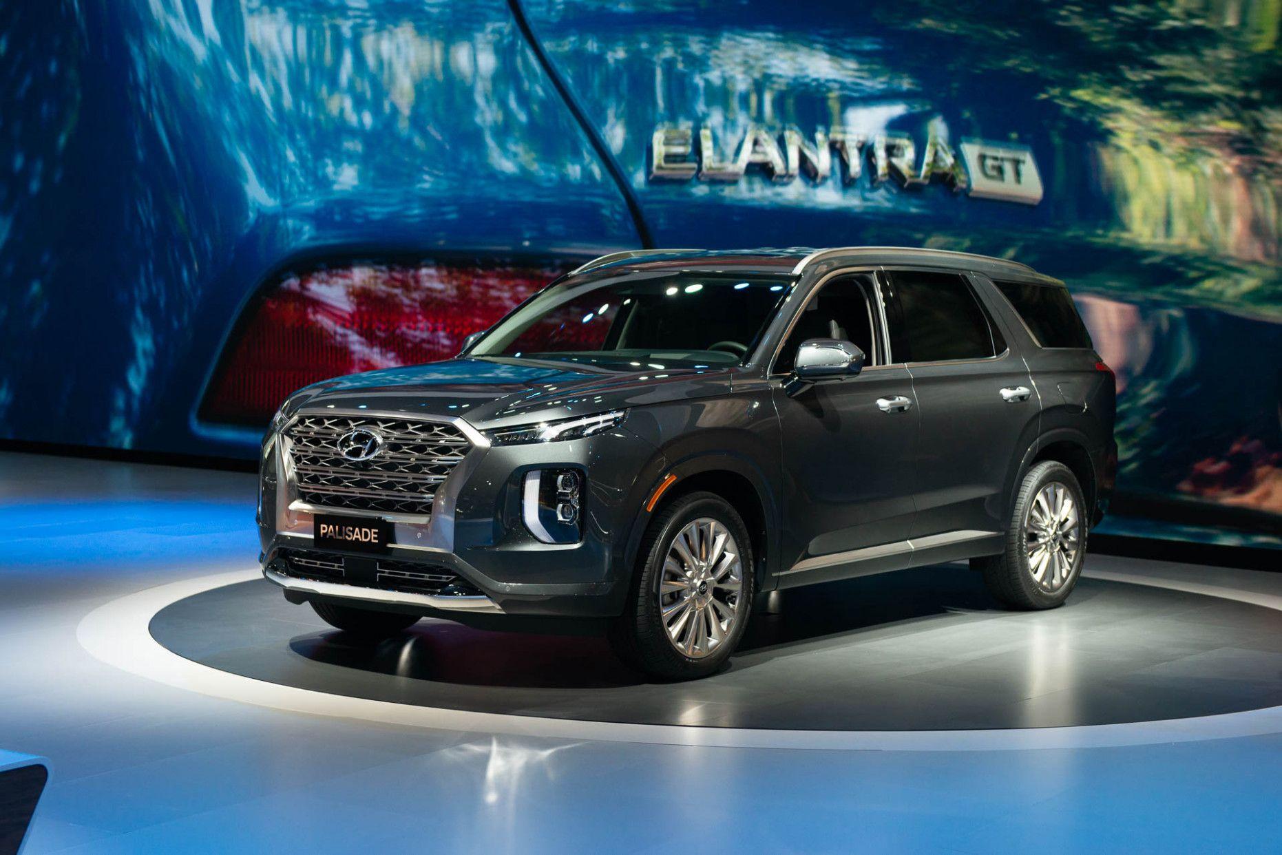 2020 Hyundai Suv in 2020 Hyundai suv, Large suv, Suv