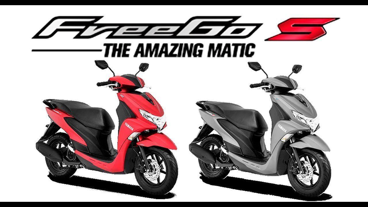 Yamaha Freego 2019 New Concept From 2019 New Yamaha Freego 125