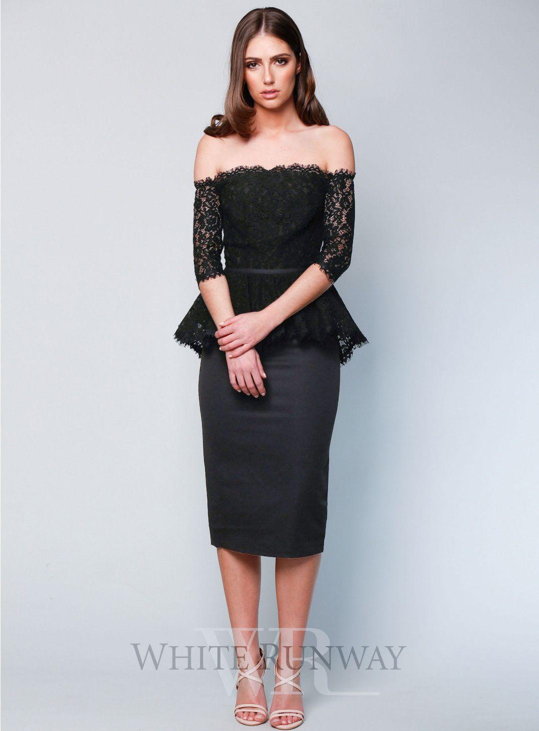 Dominic Peplum Cocktail Dress Dresses Beautiful Midi Dresses Gorgeous Dresses [ 1464 x 1080 Pixel ]