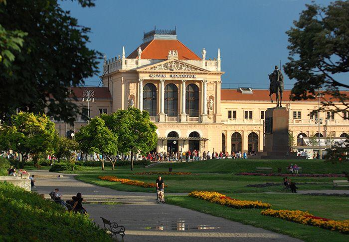5 Najljepsih Zagrebackih Parkova Za Gradski Predah Zagreb Zagreb Croatia Croatia