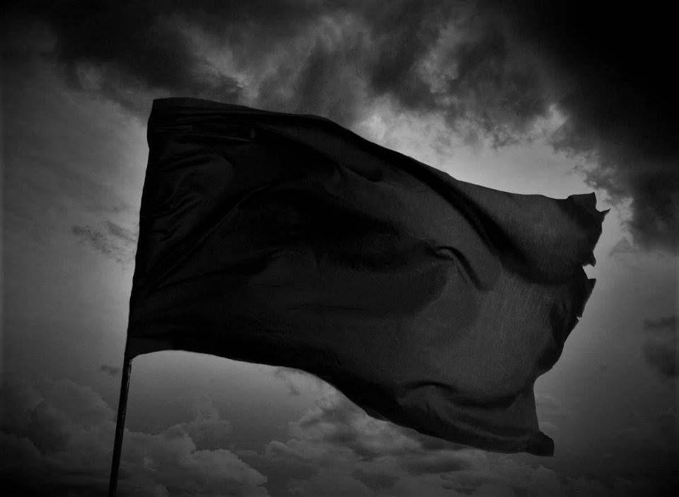 Simbologia Anarquista Significado Y Origen De La Bandera Negra