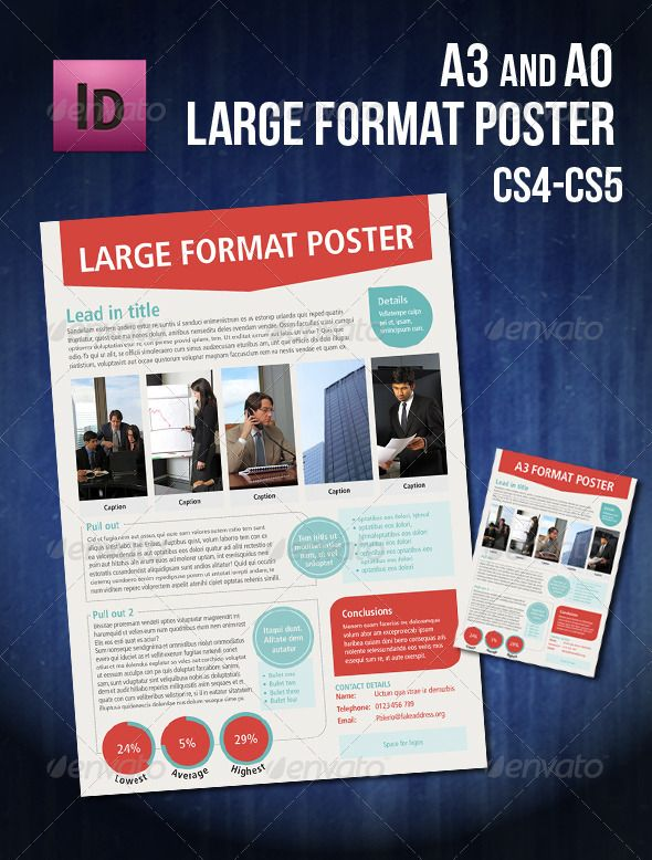Infographic A0 A3 Poster Indesign Templates Template Design Calendar Template