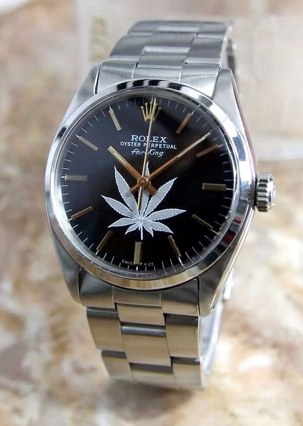 5281a350635 High times Rolex Relógios Masculinos