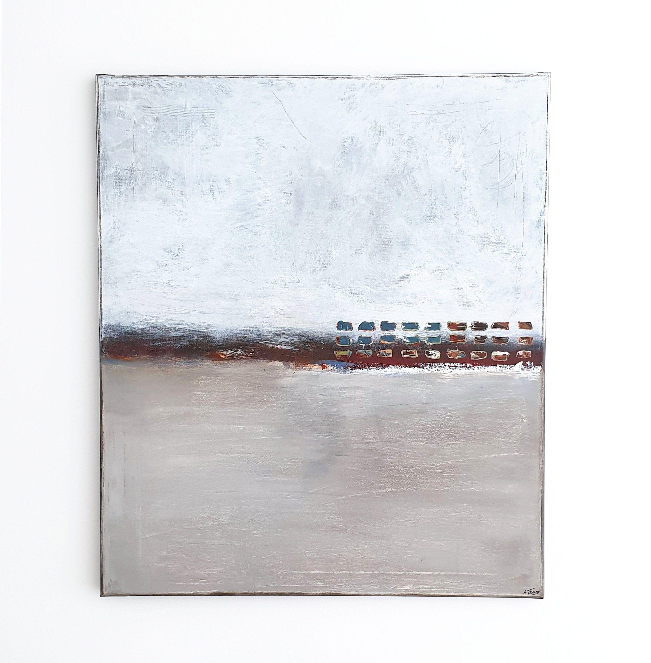 a traub malerei 60x70 cm acryl auf leinwand kunst modern etsy abstract artwork naturbilder 90x70