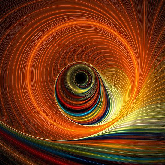 Bernoulli Spiral