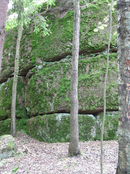 Viborg Bay Monrepo Megaliths, Russia