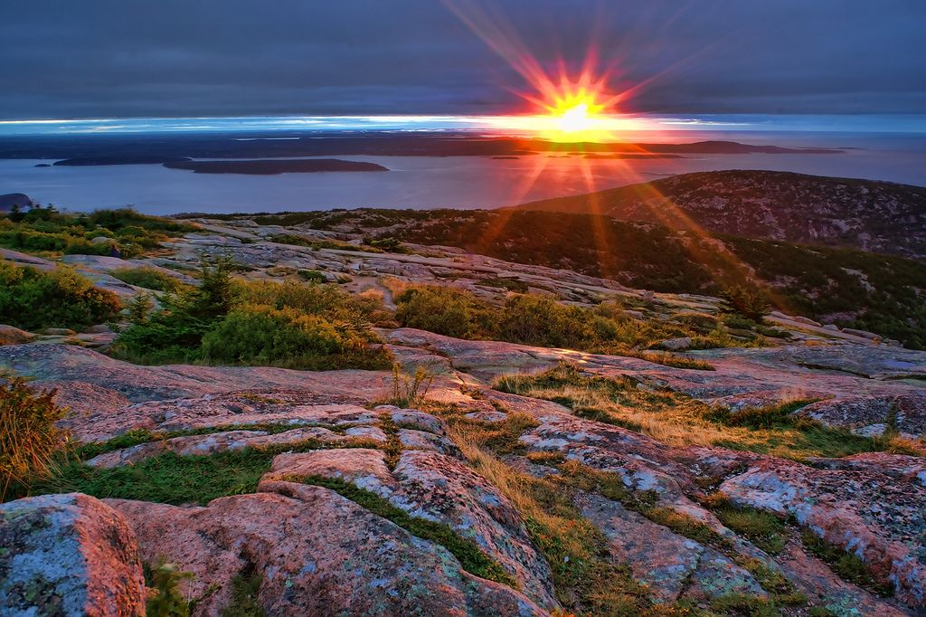Cadillac Mountain Maine | Ps I've Been | Pinterest