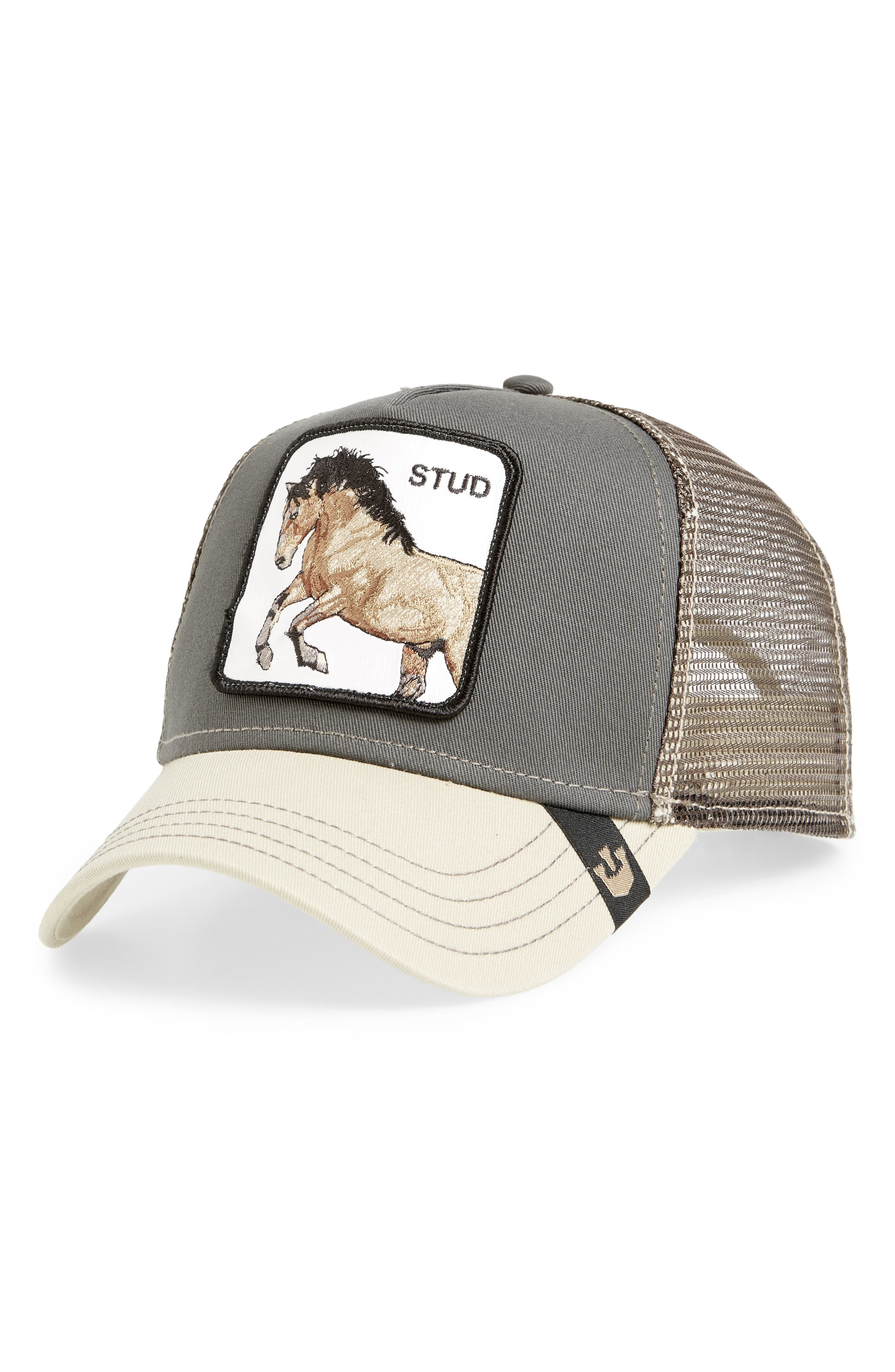 9799116d Goorin Bros. You Stud Trucker Hat in 2019   Products   Hats, Hats ...
