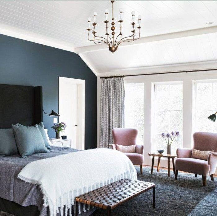 45 idées magnifiques pour lu0027intérieur avec la couleur parme - couleur de la chambre