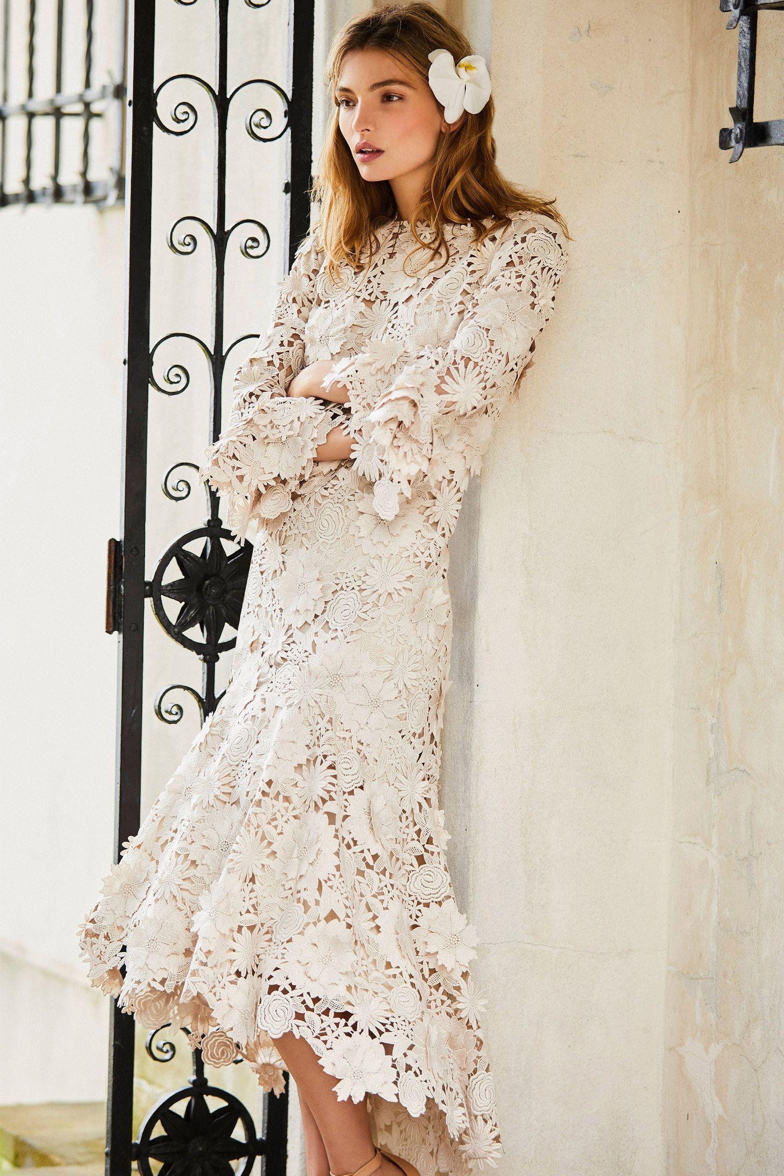 effortless looks for the boho bride boho wedding dress and