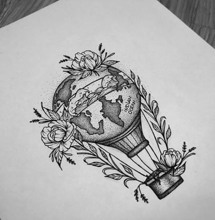 64+ Best ideas flowers drawing tumblr ink
