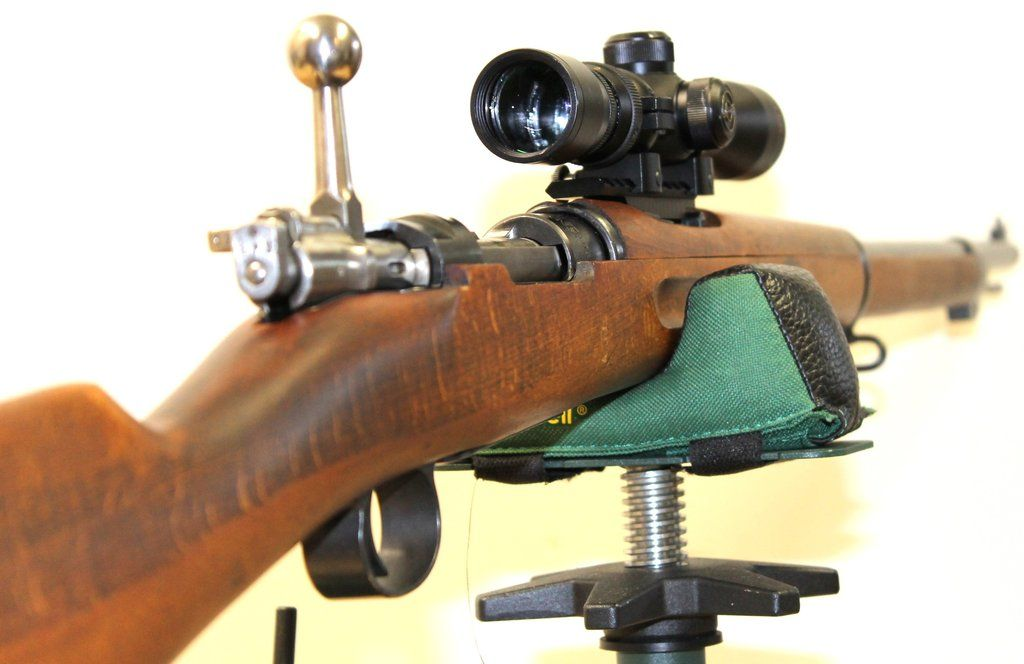 Gen 2 Swedish Mauser NDT Scout Mount Low-Profile for M38 and