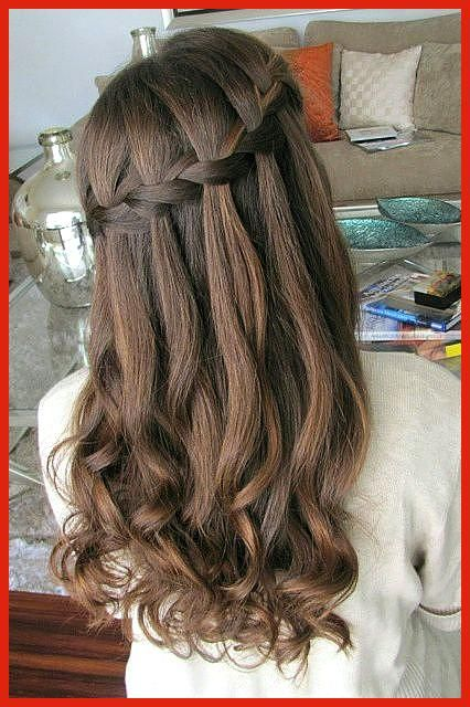 60 Pretty and Easy Long Hairstyles for School Girls Pretty and Easy Long Hairstyles for School Girls