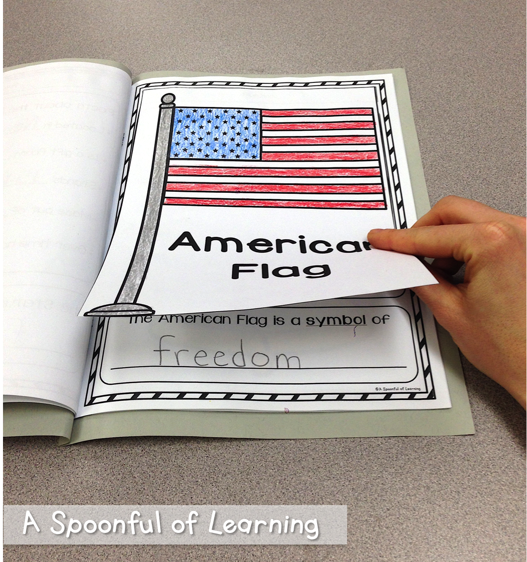 A Spoonful Of Learning American Symbols