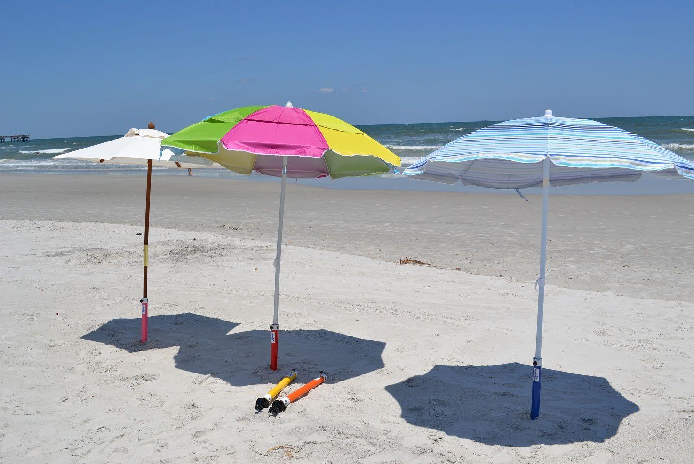 Augbrella Beach Umbrella Anchor