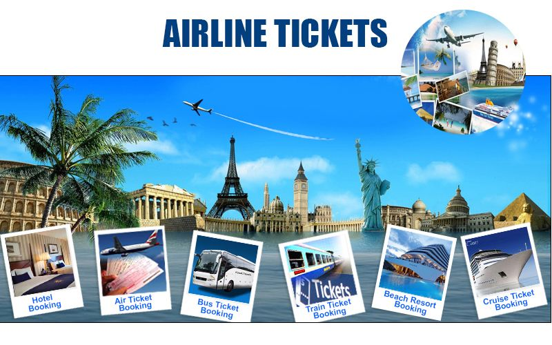 Want to make memories all over the world? Then why not fly with #Bookcheapestticket under very minimal price. Call on  1-844-522-1312