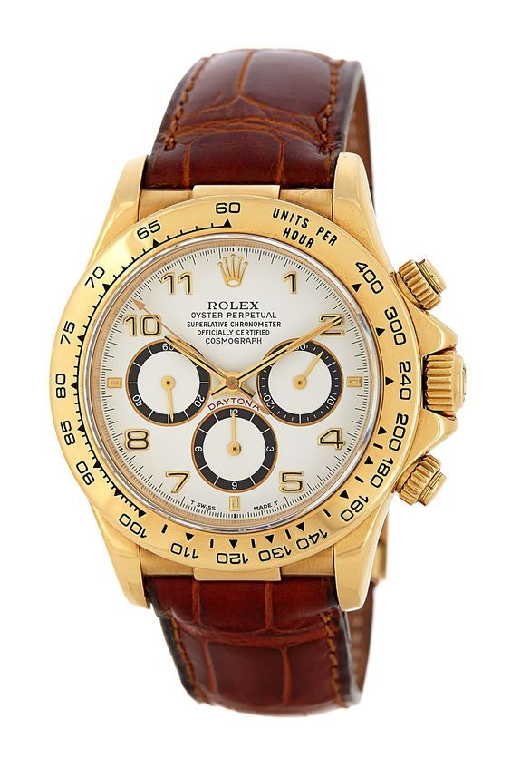 Oyster With Gold White Perpetual 18ct And Daytona Rolex Cosmograph rxBtCshQd