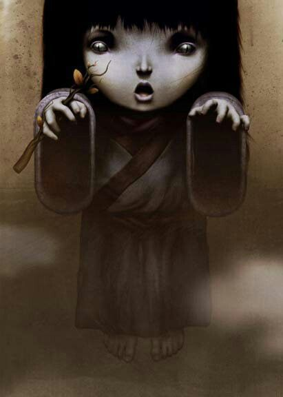 Chinese ghost