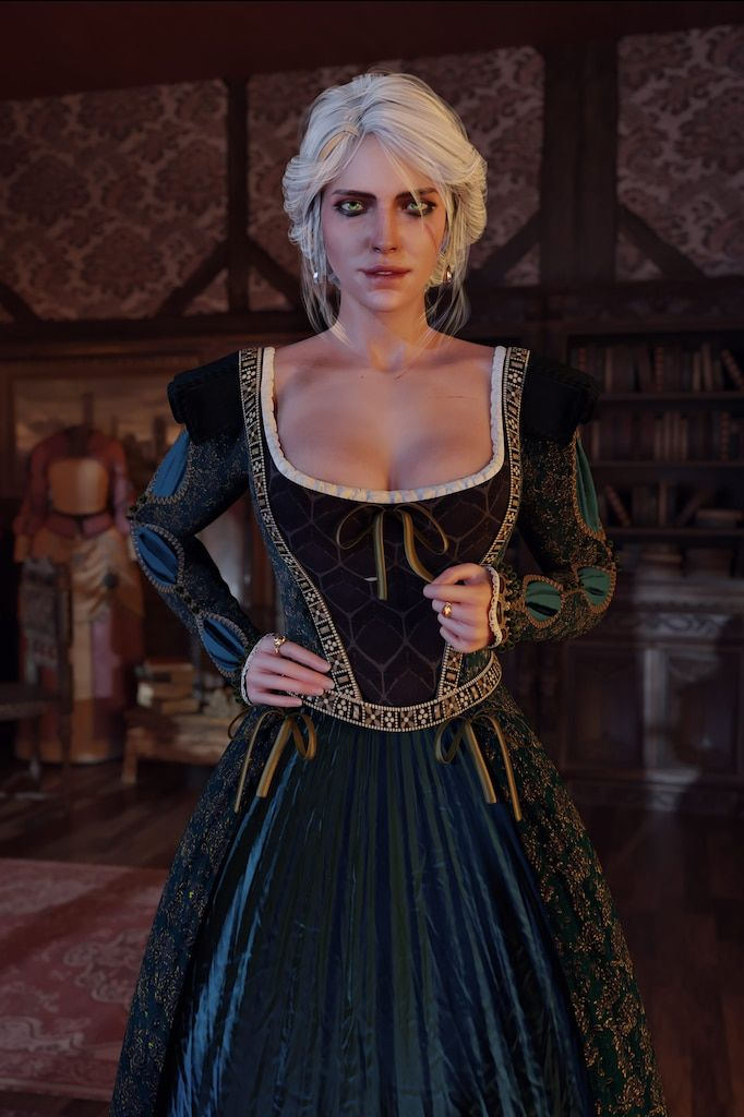 Ciri Witcher Or Empress : witcher, empress, Comunidad, Steam, 💛Ciri, Empress💛, Witcher, Game,, Witcher,