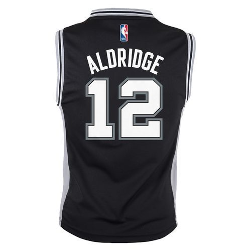 Kawhi Leonard San Antonio Spurs adidas Net Number T Shirt