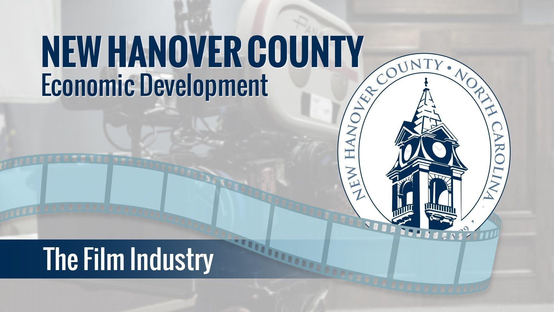 Economic Development The Film Industry Economic
