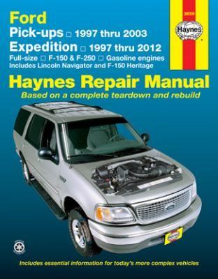ford auto repair manuals online