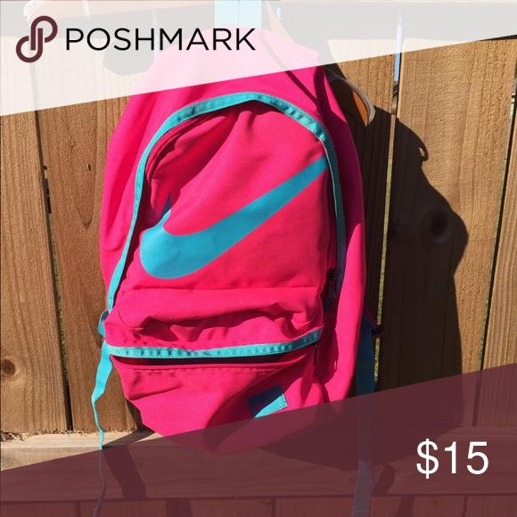 Kids Nike Backpack Super cute and hardly worn 3718eb2ea8700