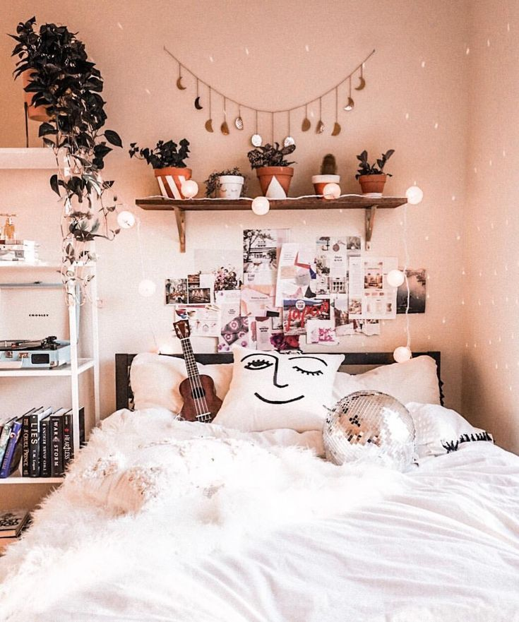 8 Master Bedroom Ideas You Need To See Before Buying Anything Else Shelf Decor Bedroom Aesthetic Bedroom Dorm Room Decor