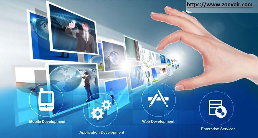 Zonvoir Technology Is A Leading Digital Marketing Web Design And Development Compa Web Development Web Development Company Website Development Company