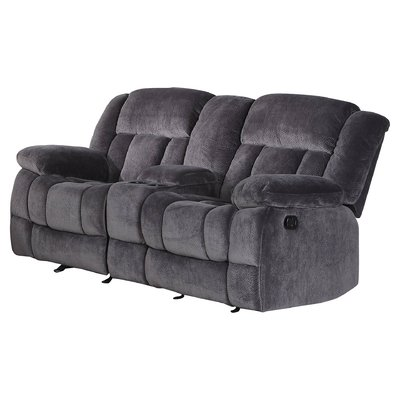 Fabulous Darby Home Co Dale Reclining Loveseat Upholstery Charcoal Pdpeps Interior Chair Design Pdpepsorg