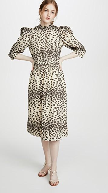 Leo Corded Midi Dress Dresses, India fashion, Size 0 models