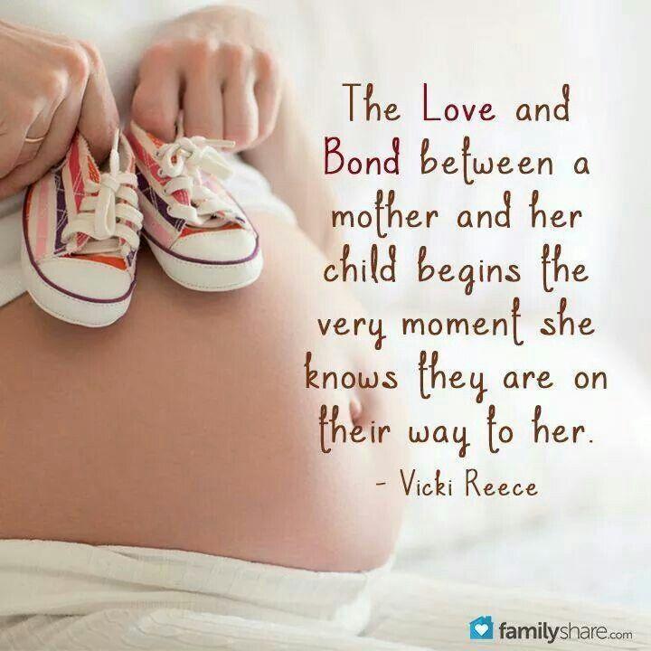 Love Bond Between Mother Child My Babies My Life Mother