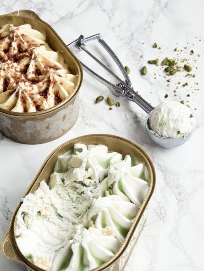 Bolos de casamento alternativos com sorvete!