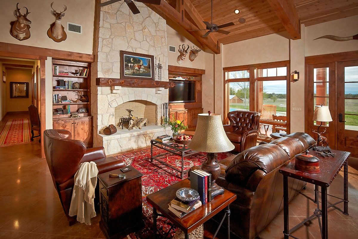 Image Result For Texas Style Decorating Ranch House Ranch Style Homes Ranch House Designs