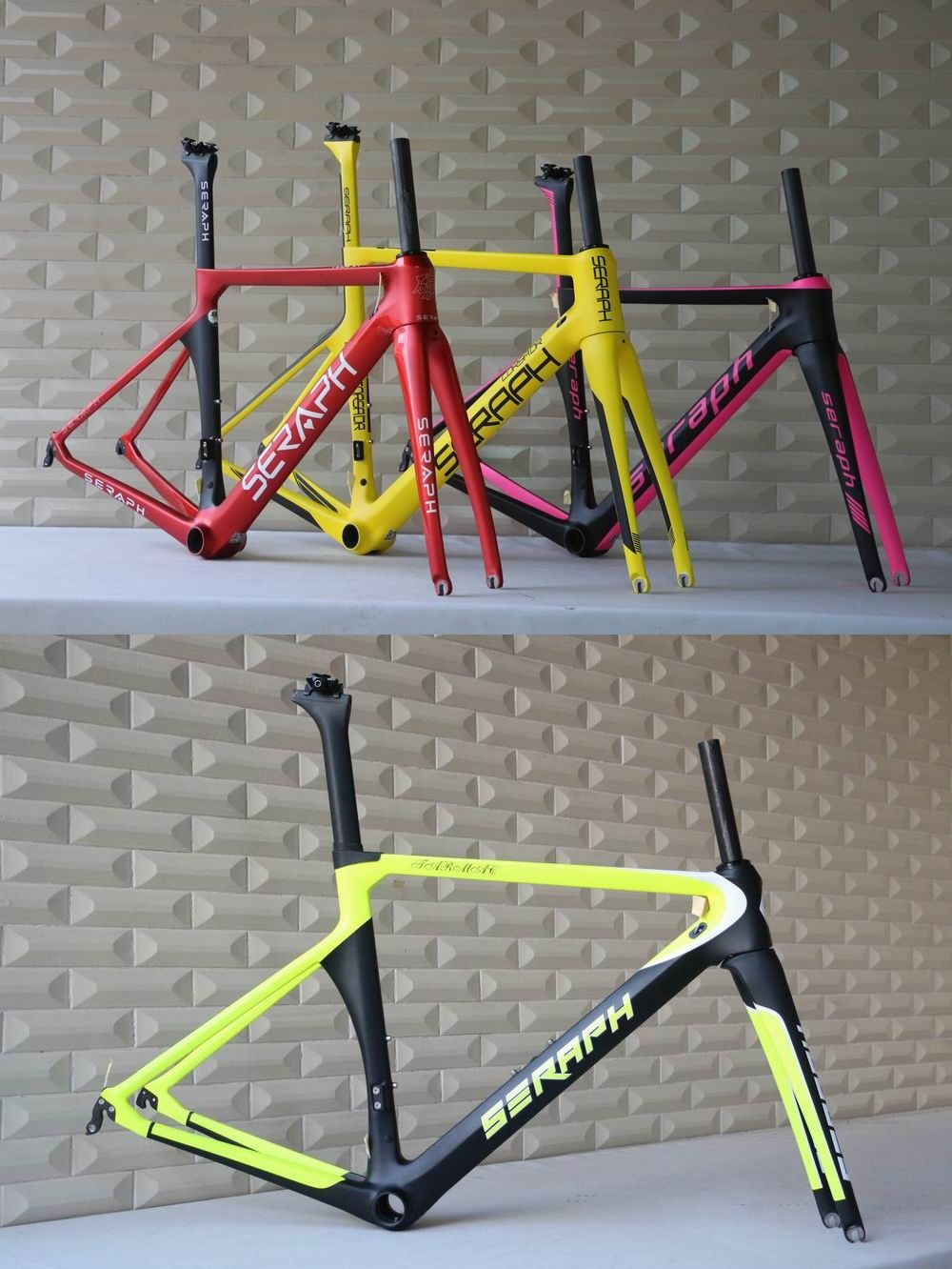OEM products TOP SELLING customized paint Carbon Road Bike Complete ...