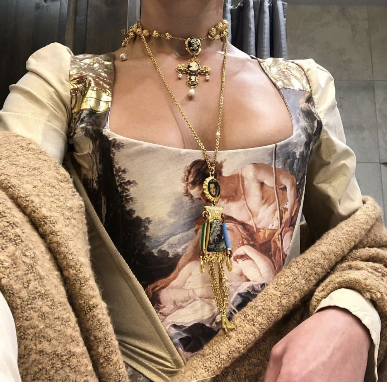 Aegirnjord Adli Kullanicinin Fashion Panosundaki Pin Renaissance Fashion Barok Moda Luks Moda