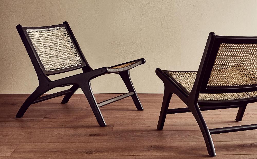 Chair Chr01 Derniere Semaine New Collection Zara Home France Chaise Rotin Mobilier De Salon Chaise Teck