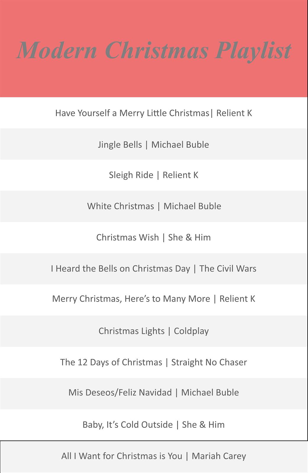 Christmas Playlist | Modern / Alexandria Wade  #christmasmusic #christmas