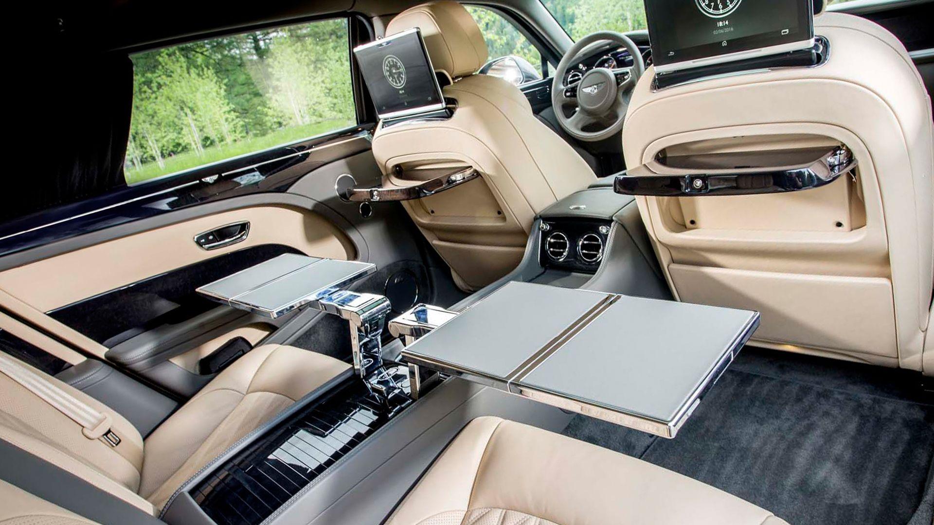 2019 Bentley Mulsanne Interior Design - 2019 Bentley Mulsanne ...