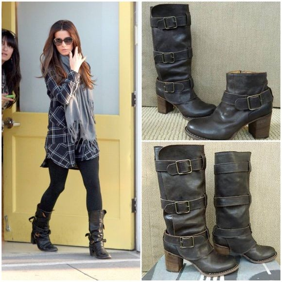 Fiorentini + Baker Suede Mid-Calf Boots sale websites gmbCUyy4