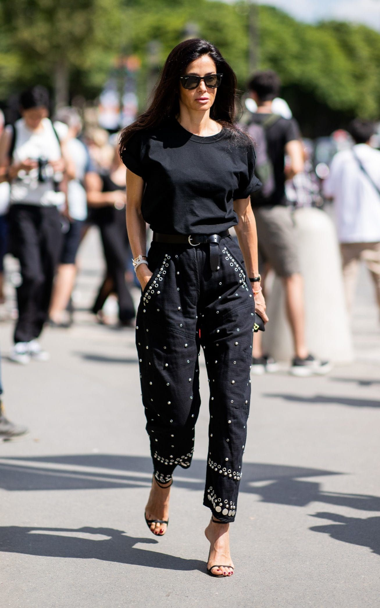 The chicest street style looks from Paris Haute Couture fashion week