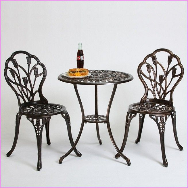 IKEA Bistro Tisch Und Stühle