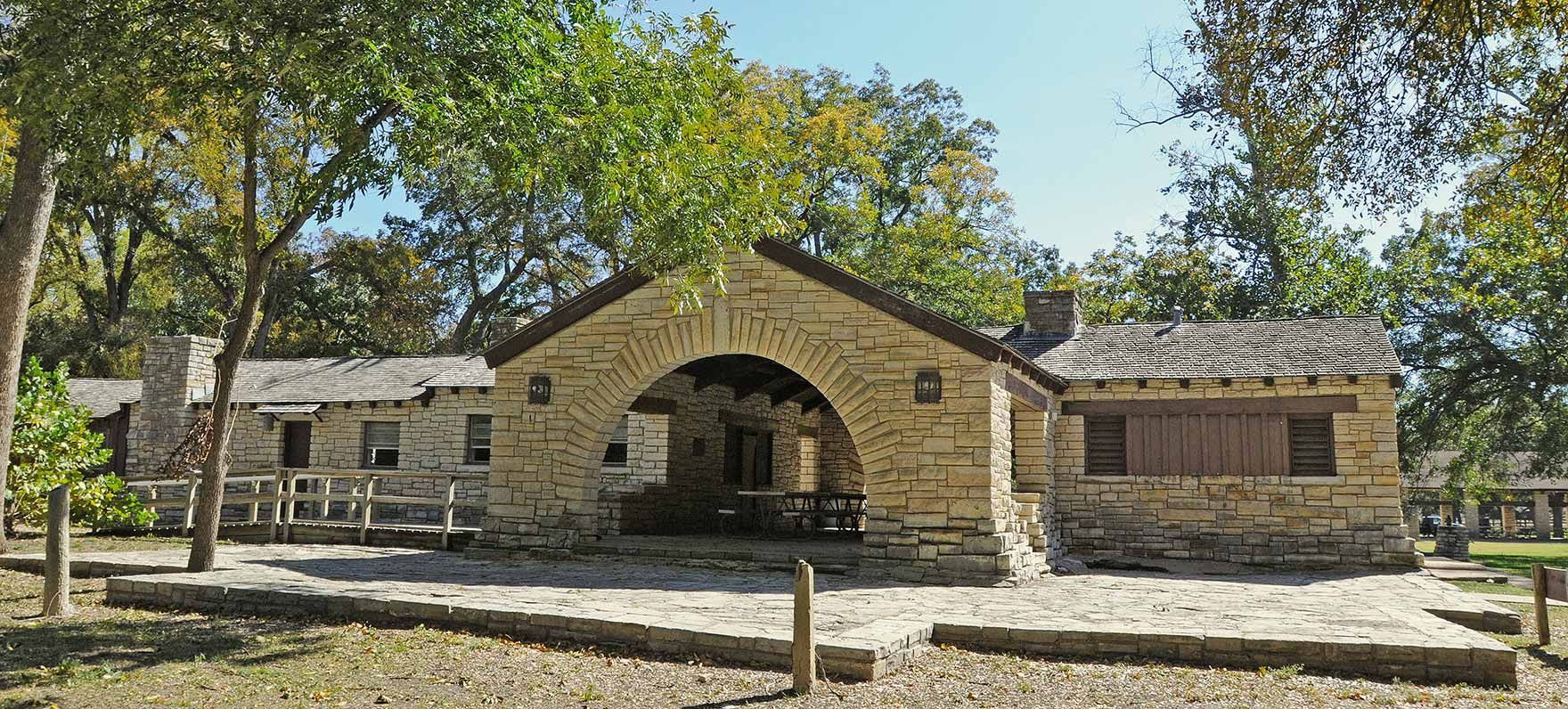 Mother Neff State Park — Texas Parks & Wildlife Department ...