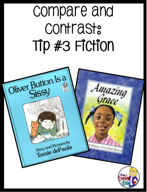 What are some good classic books to compare and contrast?